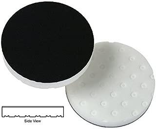 Lake Country - CCS White Hook & Loop Prepolymer Foam Polishing Pad - 5.5 Inch Diameter