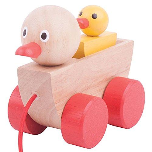Bigjigs Toys Canard et caneton