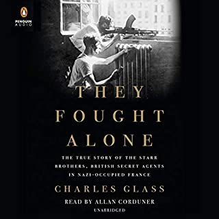 They Fought Alone audiobook cover art