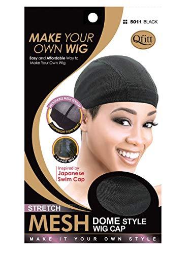 Bonnet filet épais pour perruque, tissages - mesh dome cap