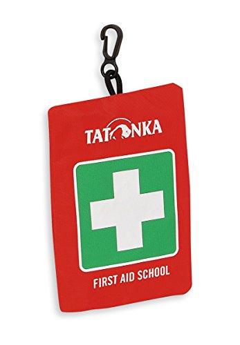 Tatonka Kinder Erste Hilfe First Aid School, red, 14 x 10 x 3 cm