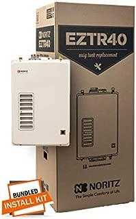 NORITZ EZTR40-LP NORITZ EASY RESIDENTIAL 40 GALLON TANK REPLACEMENT, PROPANE (1/EA)