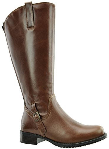 JJ Footwear Women's Sydney XL 40,4 cm - 48,1 cm Calf Leather Boot