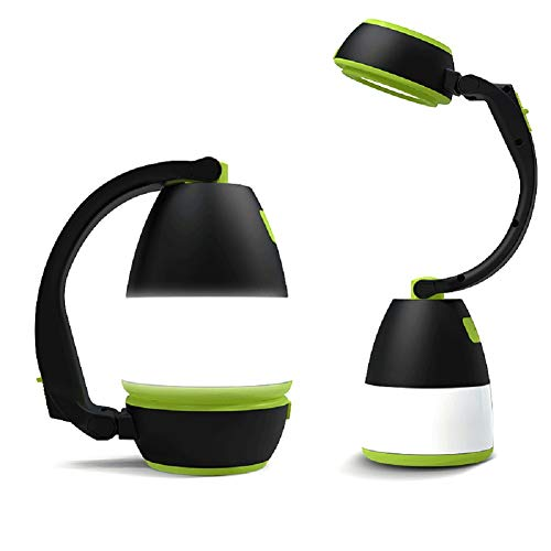 Lampe de tente Led multifonctionnelle Lampe de secours USB de charge Veilleuse, Lanterne de camping 3 en 1 pour conduite de nuit, Urgence, Camping, Lampe de signalisation, Trésor de charge durgence