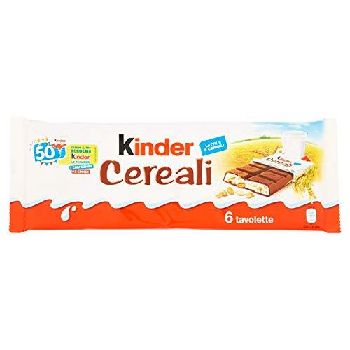 Kinder Cereali - Confezione da 6 x 23.5 g