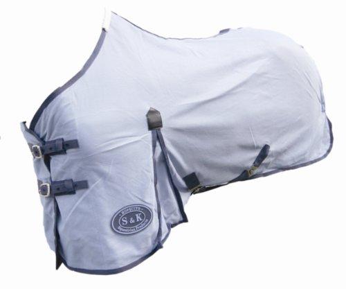 Ultrasport Mosquito/Fly Sheet - Light Blue, 65 Inch