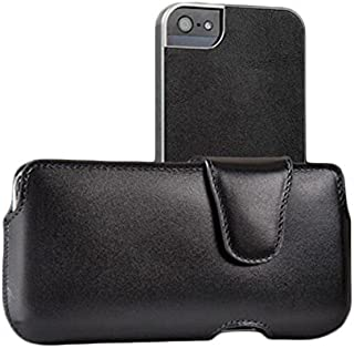 Sena Cases Laterale Dou for iPhone SE/5/5s (Black)