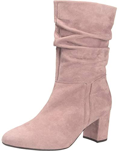 Gabor Shoes Damen Basic Stiefeletten, Mehrfarbig (Dark-Rose 14), 41 EU