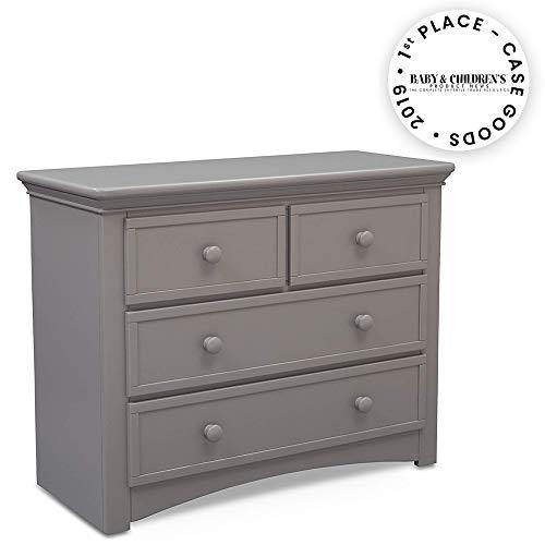 Serta 4 Drawer Dresser, Grey