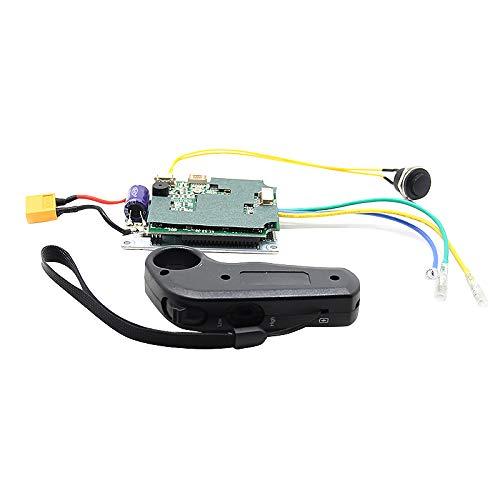 TOOGOO Skateboard Controller Skateboard Doppel Laufwerk Controller Skateboard Hoch Leistungs Treiber Platine