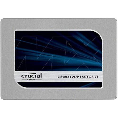 Crucial MX200 500GB Interne Festplatte (SATA, 7mm, 6,4cm (2,5 Zoll), inkl. 9,5mm Adapter)