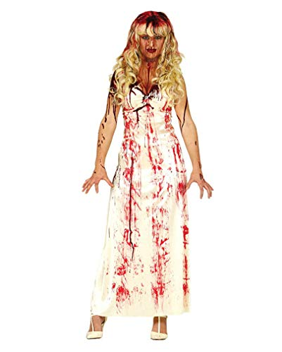 Horror-Shop Bloody Carrie Prom Queen Kostüm One Size