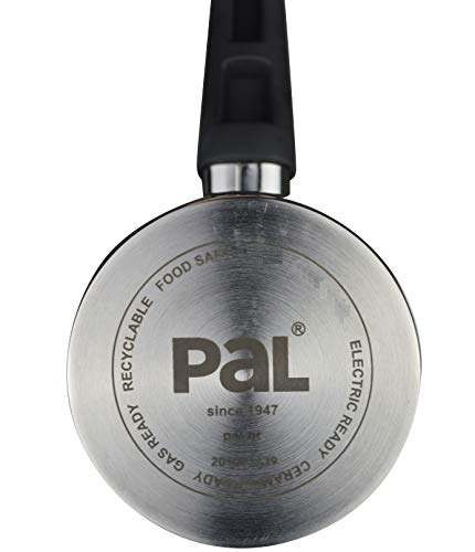 PAL Titanium PRO MOKKAKANNE - 3 lagiger Boden -Edelstahl - cezve (380 ml) - 2