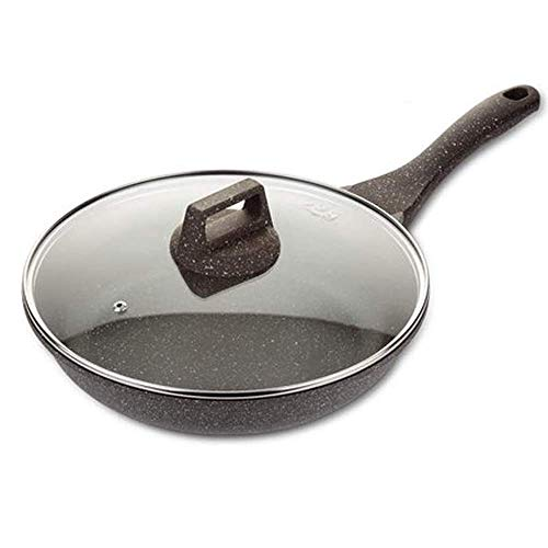 Cocina doméstica Maifan Piedra Cubierta Antiadherente Filete Tortilla pequeña Cocina de inducción Estufa de Gas