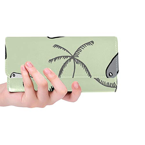 de PU Faux Leather Pasaporte Cover Titular de la tarjeta de credito ID Case