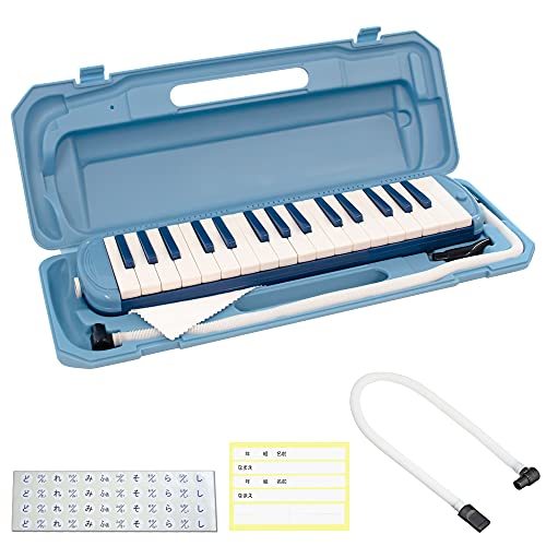 予備ホース唄口付 KC 鍵盤ハーモニカ P3001 マリン メロディーピアノ P3001-32K MARINE キョーリツ