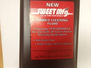 Sweet Mfg 301-30090 Power Steering Fluid (1 QT)