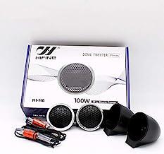 $25 » Sponsored Ad - Car Tweeter HI-H6 Aluminum Alloy Tweeter,car Modified car Audio Silk Quality