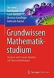 Grundwissen Mathematikstudium - Analysis und Lineare Algebra mit Querverbindungen: Analysis und Lineare Algebra mit Querverbindungen - Tilo Arens