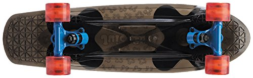 CHOKE Skateboards SPICY SABRINA ELITE BLACK/RED/BLUE black