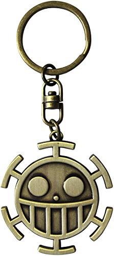 Anime fan,Anime gift,cosplay gifts,ONE Piece - Trafalgar Law 3D Keychain SGWE-23452