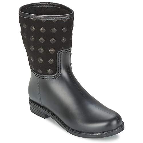 SUPERTRASH SUZY Enkellaarzen/Low boots dames Zwart Laarzen