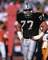 Lyle Alzado Oakland Raiders 8x10 Sports Action Photo (21)
