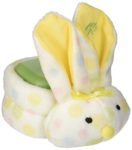 Stephan Baby Boo Bunnie Comfort Toy and Boo Cube, Multi Dot