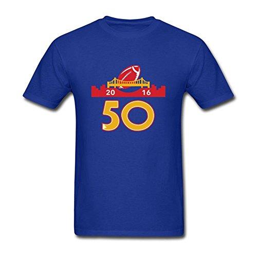 s6hfhq Super Bowl 50san francisco de hombre camisetas