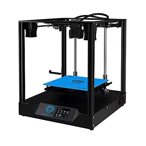 Funien Stampante 3D,Due Alberi Sapphire PRO CoreXY Stampante 3D Kit Fai-da-Te Stampa silenziosa Alta precisione Estrusore BMG 235 * 235 * 235mm Supporto Volume di Costruzione Livellamento Automatico