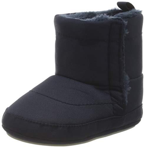 Sterntaler Unisex buty dziecięce First Walker Shoe, niebieski - morski - 18 EU
