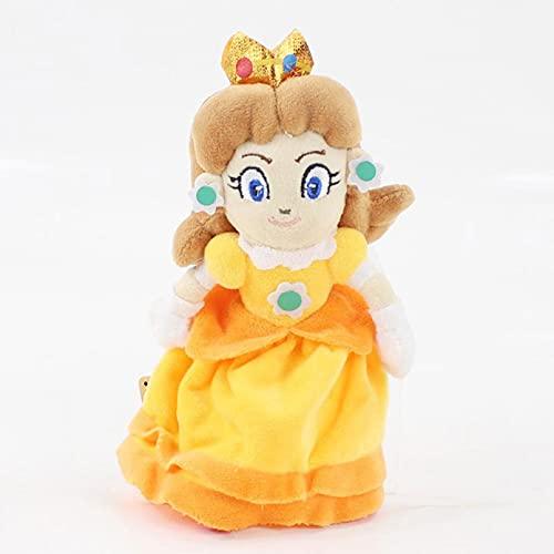 JINGZHONG 20CM Lindo Princesa Juguetes de Peluche Super Princesa Estrella muñeco de Peluche Regalo de Fiesta de cumpleaños para niños