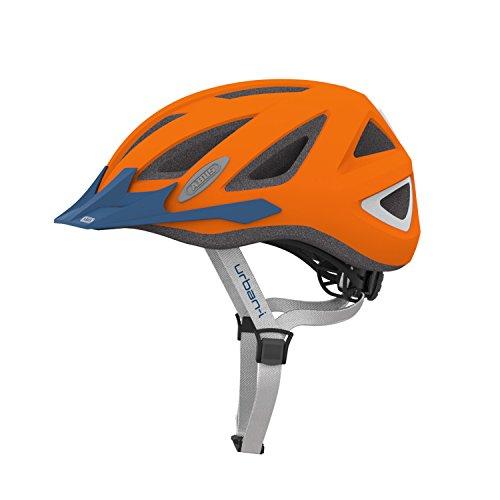 ABUS Fahrradhelm Urban-I V.2, Orange, M (52 - 58 ),20382-4