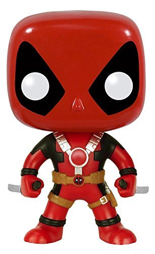 Funko POP! Marvel Deadpool: Deadpool con dos espadas