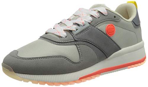 SCOTCH & SODA FOOTWEAR Damen VIVI Sneaker, Grey Multi, 38 EU
