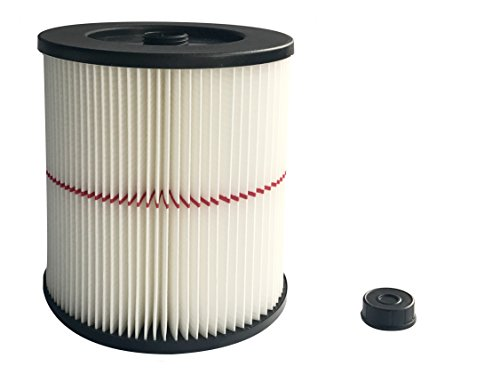 Super air Vacuum Cartridge Filter fits for Craftsman ...