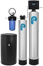 Whole House Water Filter & Salt Softener Combo (1-3 Bathroom)