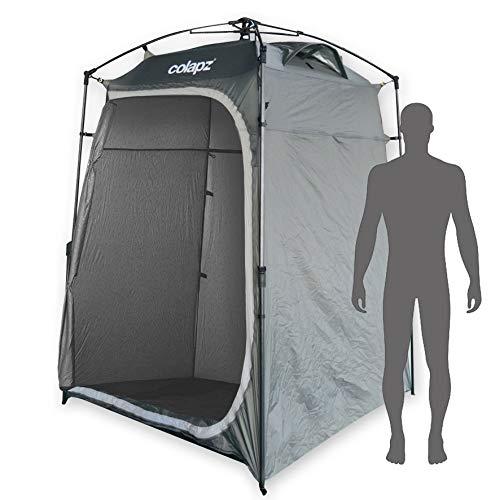 Colapz Portatil Tienda Ducha Camping - WC Portatil Camping Carpa - Cabina Ducha Portatil Furgoneta Camper