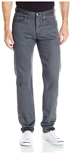 Naked & Famous Men's Weird Guy Jean, Dry Stone, 31