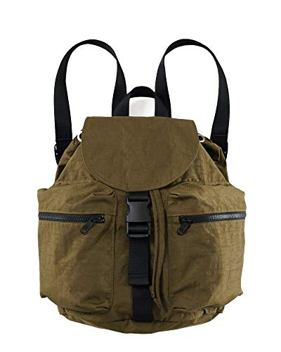 BAGGU Small Sport Backpack, a Lightweight Backpack for Everyday Use, Kelp