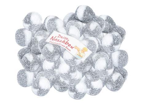 Salmiak Bonbon Kugeln – gefüllt 500g Nachfüller