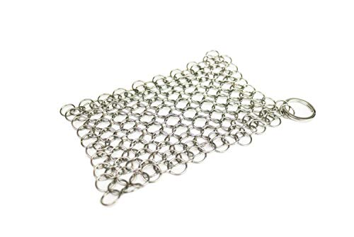 Valhal Outdoor Chain Mail Cleaner/scrubmatje, VH12CM