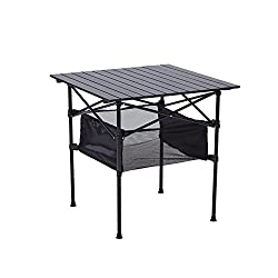 RORAIMA Portable Aluminum Camping Table Review