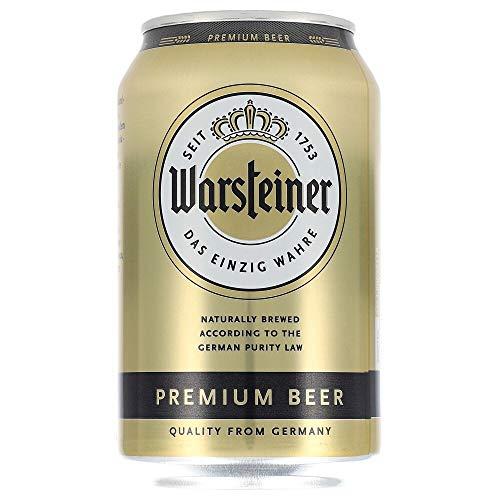 Warsteiner 4,8% 24 x 0,33 ltr.