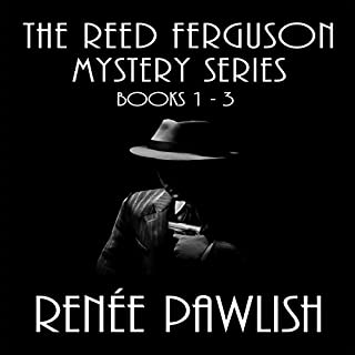 The Reed Ferguson Mystery Series, Box Set audiobook cover art