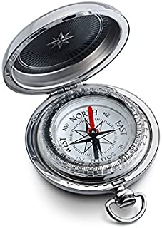 pocket compass with chain