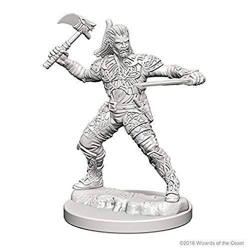 Dungeons & Dragons: Nolzur's Marvelous Unpainted Minis: Human Male Ranger