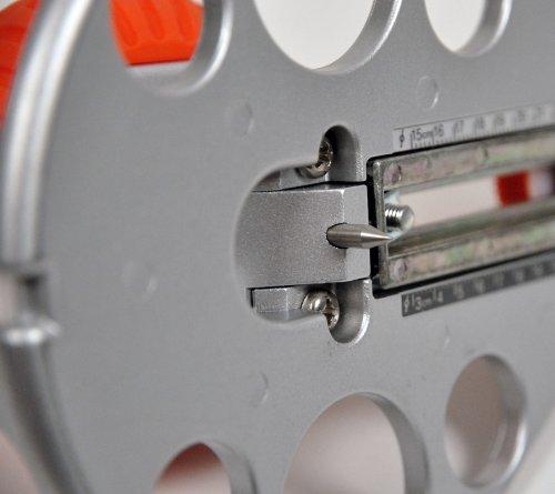 NT Cutter Aluminum Die-Cast Body Heavy-Duty Circle Cutter, 1-3/16 Inches 10-1/4 Inches Diameter, 1 Cutter (C-3000GP) Photo #3