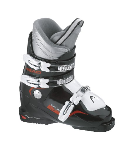 HEAD ski pour enfant junior 3 eDGE black white-collection 2013 Noir Noir 24