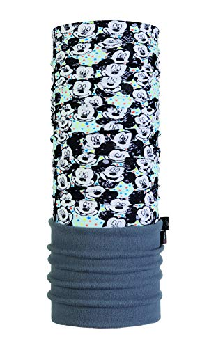 Buff Mickey Cool Kids Tour de Cou Mixte Enfant, Multicolore, FR Fabricant : Taille Unique